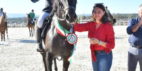 SARDEGNA JUMPING TOUR V EDIZIONE    &               57° PREMIO REGIONALE ALLEVAMENTO SARDO
